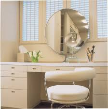 Cool Magnifying Mirror With Light In Bathroom Contemporary With - Swivel mirror bathroom cabinet