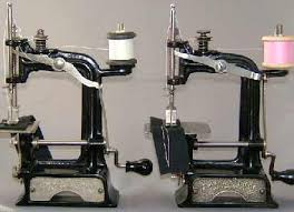 Smith Egge Sewing Machine