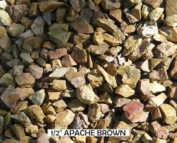 apache brown