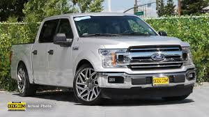 Pre-Owned 2018 Ford F-150 XLT 4D SuperCrew in San Jose #UBR4911X ...