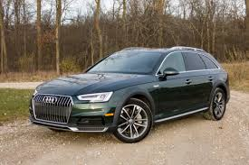 2017 Audi A4 allroad - Our Review | Cars.com