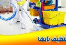 شركة تنظيف بابها - شركة الرحيق شركة تنظيف بابها من الشركات التي من