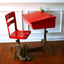 design ideas rustic or antique childrens desks kids and ba in vintage school desk chair combo contemporary home office furniture