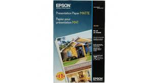 "<b>Epson Photo Quality Ink</b> Jet Paper Matte 100 sheets 8.5"" x 14 ..."