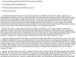 cause and effect essay resume how to write a thesis causes of obesity and there effects at com