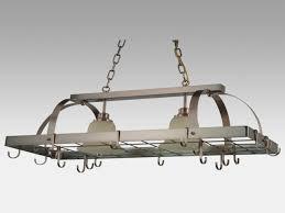 Hanging Kitchen Pot Rack For Small Kitchens Pot Racks Hanging Pot Rack With 05769fd8e991887ejpg