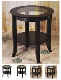 sideboard glass coffee table square end