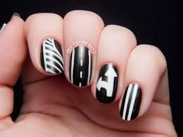 Queen of the Road - OPI Ford Mustang Collection Nail Art ...