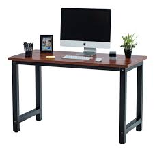 computer furniture design. Fineboard Stylish Home Office Computer Desk Writing Table Elegant \u0026 Modern  Design, Teak/Black Computer Furniture Design