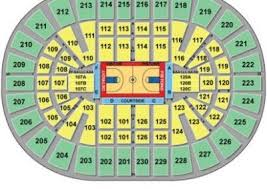 Palace Of Auburn Hills Seating Chart With Rows Seating Charts Insidearenas Com