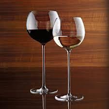 olivia pope kerry washington camille 13 oz white wine glass crate barrel