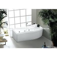 2 sided bathtub china high quality acrylic 2 sided skirted bathtub with whirlpool function 2 sided 2 sided bathtub