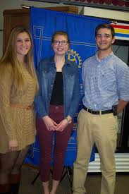 Rock Falls Rotary Students of the Month | Rotary Club of Rock Falls