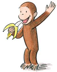 curious george png