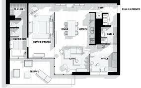 Apartment Building Plans Design Impressive Decoration