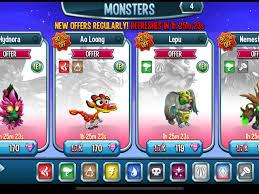 Top Ten Monster Legends Tips And Tricks
