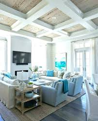 coastal living rooms beach room ideas furniture paint colors wall liv