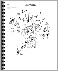 allis chalmers 175 tractor parts manual 6 Volt to 12 Volt Conversion Wiring Diagram Jeep CJ3A tractor manual tractor manual tractor manual