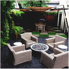 outdoor landscaping ideas. Full Image For Modern Small Backyard Ideas No Grass And Wicker Outdoor Chairs Benefit Of Backyards Landscaping E