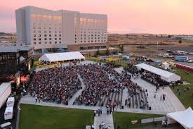 Northern Quest Outdoor Seating Chart Outdoor Summer Concerts Northern Quest Resort Casino