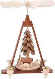 Erzgebirge German Christmas Pyramid Plans Www Picsbud Com
