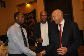 the ceo roundtable of tanzania ceort will host its monthly dinner meeting at the serena hotel in dar es salaam this evening this month members of the