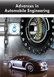 Mechanical Engineer Cars Automobile Engineering Peer Reviewed Open Access Journals