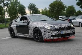 BMW Convertible bmw m6 2011 : 2012 BMW M6 Coupe spied with less camo - Ultimate Car Blog