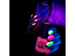 Sada Uv Laků Na Nehty Neon Gpy