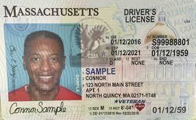 License See Massachusetts The Driver's New Design