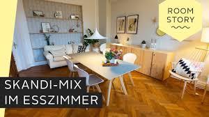 Lenes Roomstory Esszimmer Im Skandi Mix Otto