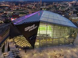 New Minnesota Vikings Stadium Seating Chart Minnesota Vikings Home Schedule 2019 Seating Chart