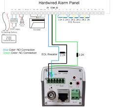 how to connect sensor to ip camera s alarm i o technology news connect ip camera to alarm system