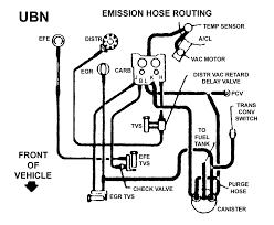 1982 302 Mustang Vacuum Hose Diagram
