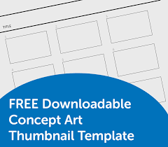 photoshop thumbnail free downloadable concept art thumbnail template hodges