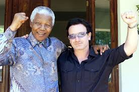 bono pens essay on nelson mandela he could charm the birds off  bono pens essay on nelson mandela he could charm the birds off the trees