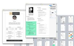 Resume Templates For Pages Unique CV Resume Templates For Pages 6060 Mac OS X IMojado Free