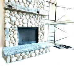 fireplace refacing stone veneer fireplace mantels shelf