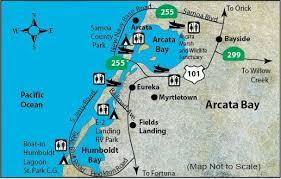 Arcata Bay Kayaking Californias Flat Waters Kayaking