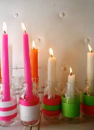 Diy Candle Holders Diy Ballin On A Budget Candle Holders Withlovefastbacks