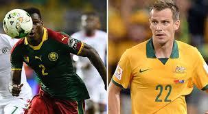 Image result for Cameroon vs Australia