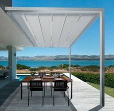Terrassenfaltdach Leiner Pergola Sunrain Q Das Terrassendach Pergola  Sunrain Q des Herstellers LEINER erfllt alle Anforderungen