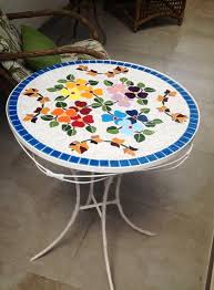 diy mosaic table fresh pin by monika on mozajky