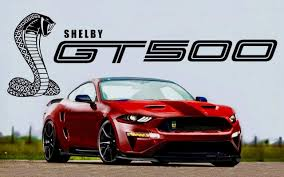 2020 mustang cobra. Unique Cobra Ford Shelby Gt500 2019 U003eu003e Mustang GT500 Specs Price Release Date Inside 2020 Cobra