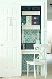 small closet office ideas. Wonderful Closet Office Space Photo Decoration Inspiration Small Ideas