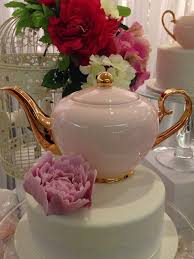 Kitchen Tea Cake Party Ideas Pretty In Pink Floral Kitchen Tea Ideas Basil And