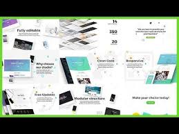 website advertisement template agency website service advertisement after effects template