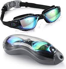 Aegend Swim Goggles, Swimming Goggles No ... - Amazon.com