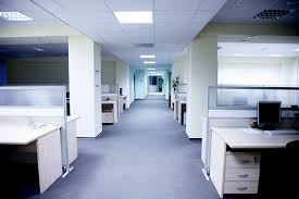 empty office space banker office space