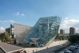 deconstructive architecture. UFA-Cinema-Center-deconstructivist-architecture-designcurial Deconstructive Architecture